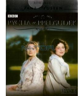 Pýcha a předsudek - DVD 5 (Pride and Prejudice)