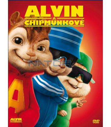 Alvin a Chipmunkové (Alvin and the Chipmunks) DVD