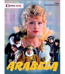 Arabela (2017, REMASTER) 2DVD