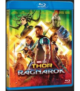 THOR 3: Ragnarok 2017 Blu-ray