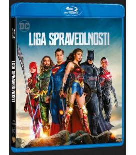 Liga spravedlnosti 2017 (Justice League)  Blu-ray