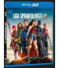 Liga spravedlnosti 2017 (Justice League)  Blu-ray 3D + 2D