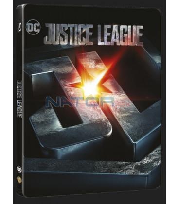 Liga spravedlnosti 2017 (Justice League)  Blu-ray Steelbook 3D + 2D