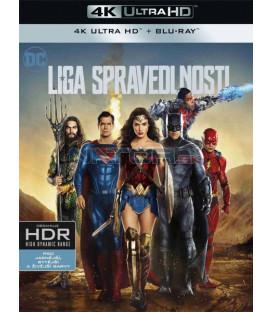 Liga spravedlnosti 2017 (Justice League) (4K Ultra HD) - UHD+BD - 2 x Blu-ray