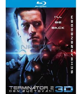 Terminátor 2: Den zúčtování 1991 (Terminator 2: Judgment Day) Remasterovaná verze Blu-ray 3D + 2D