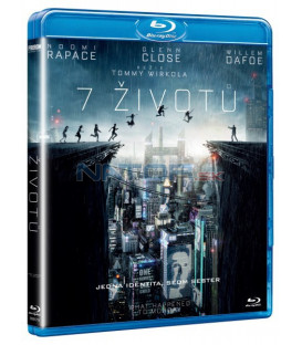 7 životů 2017 (What Happened to Monday) Blu-ray