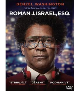 Roman J. Israel, Esq. 2017 DVD