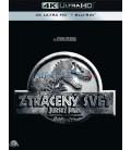 Jurský park 2: Ztracený svět 1997 (The Lost World: Jurassic Park) (4K Ultra HD) - UHD+BD - 2 x Blu-ray