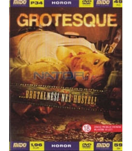 Grotesque (Gurotesuku) DVD