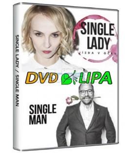 Single Lady/ Single Man 2017 DVD