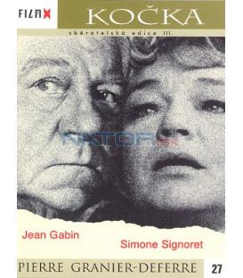 Kočka 1971 (Le Chat) DVD
