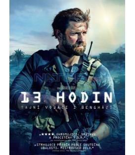 13 hodin: Tajní vojáci z Benghází (13 Hours: The Secret Soldiers of Benghazi) DVD