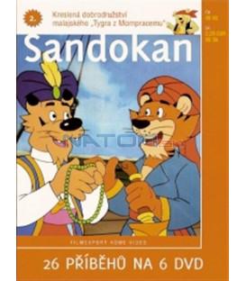 Sandokan 2 (Sandokan) DVD