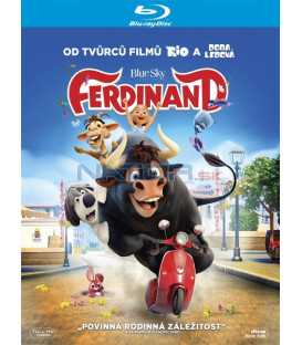 Ferdinand 2017 Blu-ray