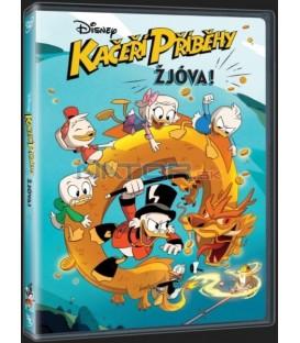 Kačeří příběhy: Žjóva! - DVD