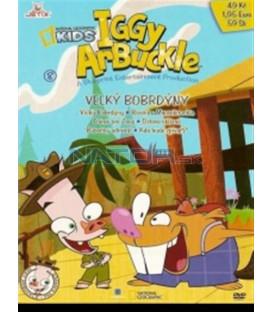 Iggy Arbuckle - DVD 8 - Velký Bobrdýny (Iggy Arbuckle) DVD