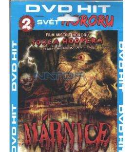 Márnice (Mortuary) DVD