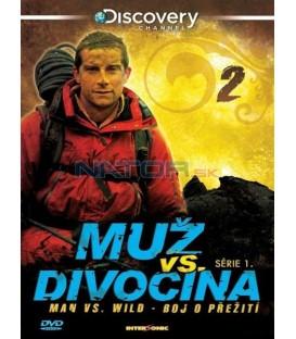 Muž vs. divočina - série 1 - disk 2 (Man vs. Wild)