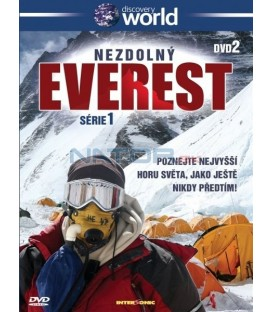 Nezdolný Everest - DVD 2 (Everest: Beyond the Limit)