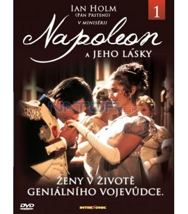 Napoleon a jeho lásky 1 (Napoleon & Love) DVD