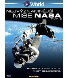 Nejvýznamější mise NASA 2 /  When We Left Earth: The NASA Missions