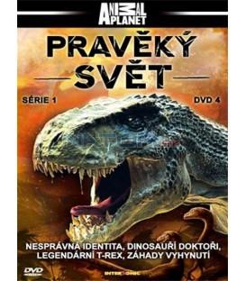 Pravěký svět - DVD 4 (Paleoworld)