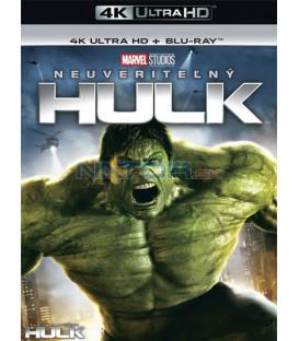 Neuvěřitelný Hulk 2008 (The Incredible Hulk) (4K Ultra HD) - UHD+BD - 2 x Blu-ray (SK obal)