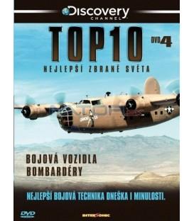 TOP 10 - Nejlepší zbraně světa - DVD 4 (Top Tens)