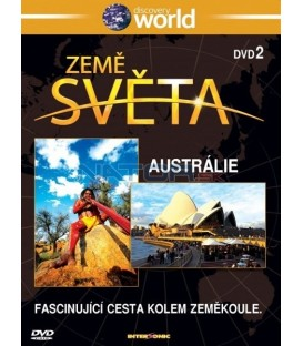 Země světa 2 - Austrálie (Discovery Atlas) DVD