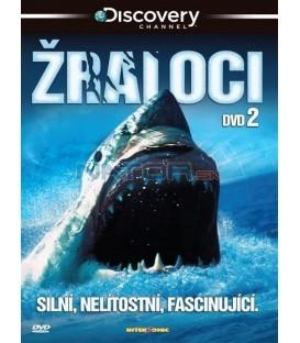 Žraloci - DVD 2 (Sharks)