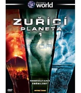 Zuřící planeta 1 (Raging Planet)