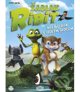 Žabiak Ribit 2014 (Ribbit) DVD