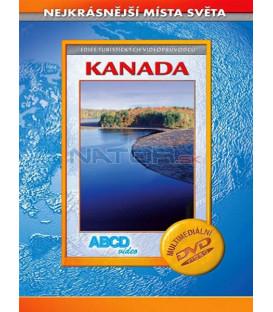 Nejkrásnější místa světa 4 - Kanada DVD
