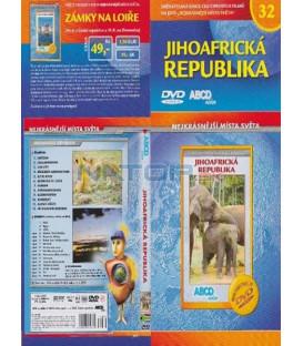 Nejkrásnější místa světa 32 - Jihoafrická republika DVD