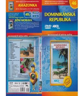 Nejkrásnější místa světa 46 - Dominikánská republika DVD