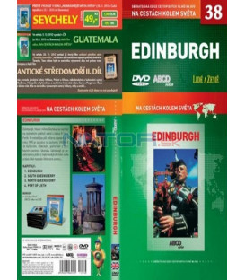 Na cestách kolem světa 38- Edinburgh DVD