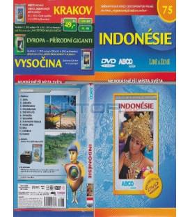 Nejkrásnější místa světa 75- Indonésie DVD