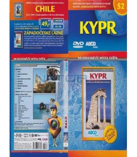 Nejkrásnější místa světa 52- Kypr DVD