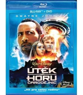 Útěk na Horu čarodějnic- Blu-ray + DVD (Combo Pack)(Race to Witch Mountain)