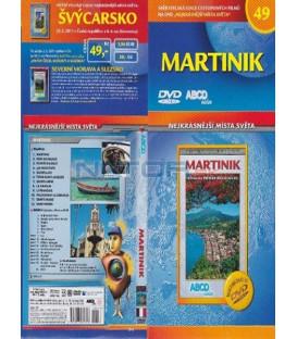 Nejkrásnější místa světa 49- Martinik DVD