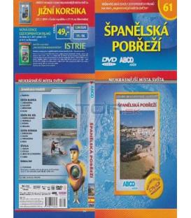 Nejkrásnější místa světa 61- Španělská pobřeží DVD