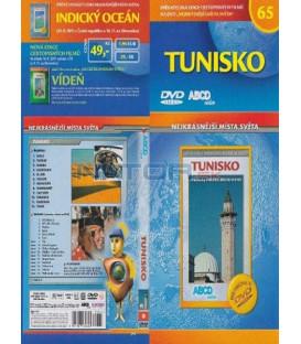 Nejkrásnější místa světa 65- Tunisko DVD