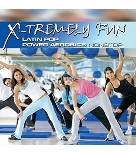 X-Tremely Fun-Latin Pop Power Aerobics CD