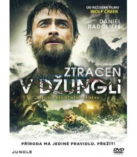 ZTRACEN V DŽUNGLI S2017 (Jungle) DVD + Kniha