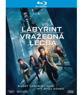 Labyrint: Vražedná léčba 2018 (Maze Runner: The Death Cure) Blu-ray
