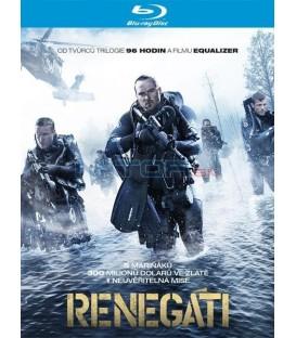 Renegáti 2017 (Renegades) Blu-ray