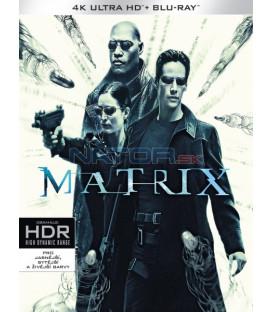 Matrix (3Blu-ray UHD+BD+bonus disk)