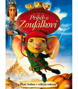 Příběh o Zoufálkovi (Tale of Despereaux, The) DVD