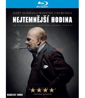 Nejtemnější hodina 2017 (Darkest Hour) Blu-ray