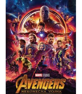 Avengers: Nekonečná vojna 2018 (Avengers: Infinity War) DVD
